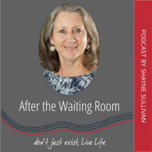After the Waiting Room Podcast Cover